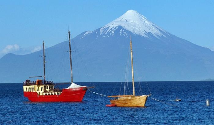 chile lagos patagonia singles viajeros