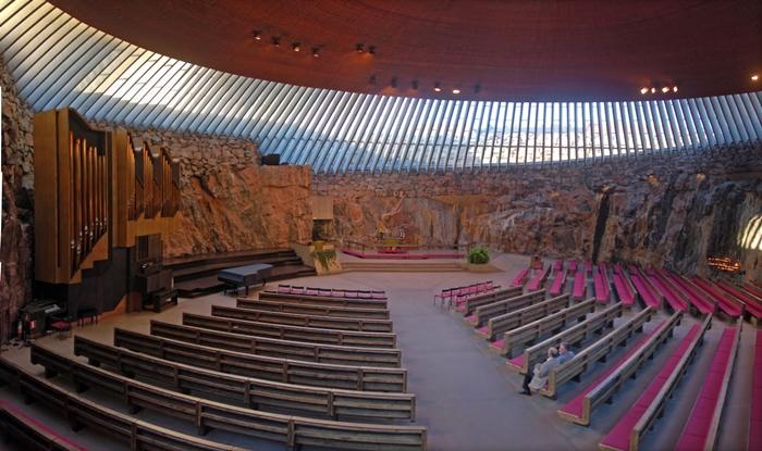 iglesia en la roca singles