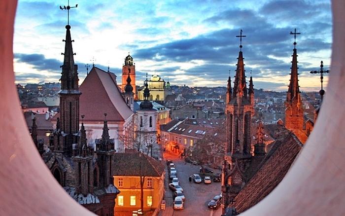 viaje de singles lituania semana santa