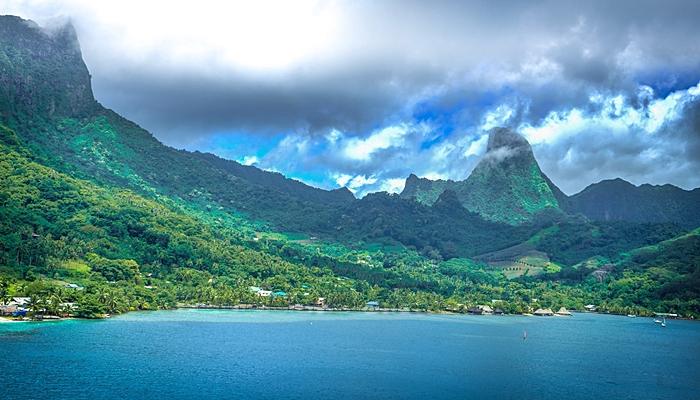 viajes de solteros islas polinesia