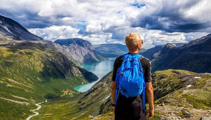 viajes de solteros noruega en tren