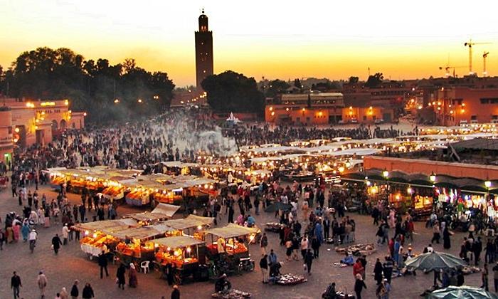 viajes para singles lujo en marrakech
