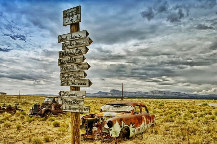 viajes singles ruta 66