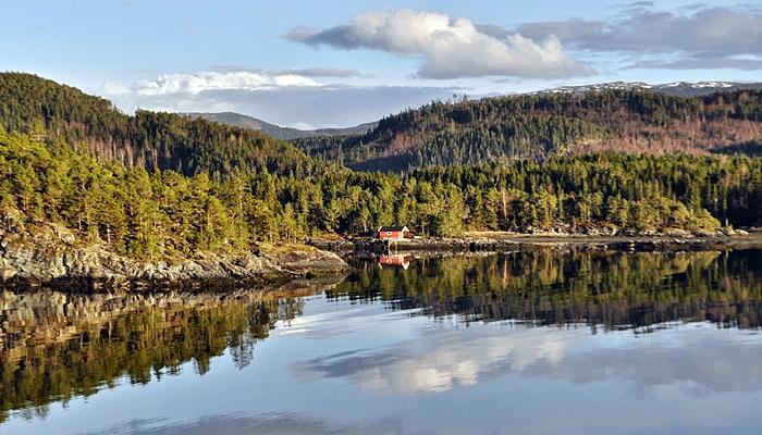 viajes solteros noruega en tren